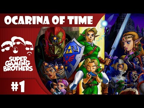 SGB Play: Ocarina of Time - Part 1 | Gonna...