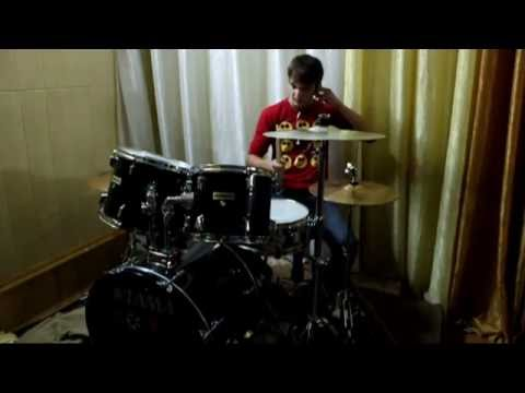 The Chelsea Smiles - Nowhere Ride (Drum cover by SIMPSON)