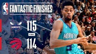 UNBELIEVABLE Shot Caps Off Fantastic Finish Between Hornets & Raptors! | March 24, 2019