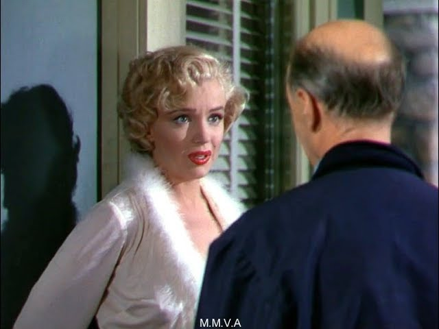 "Marilyn Monroe In ""Niagara"" 1953 - Movie Scene And Theatrical Trailer"