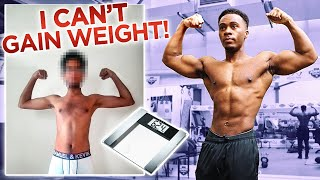Skinny Guys...with a Fast Metabolism? (why you can't gain weight)