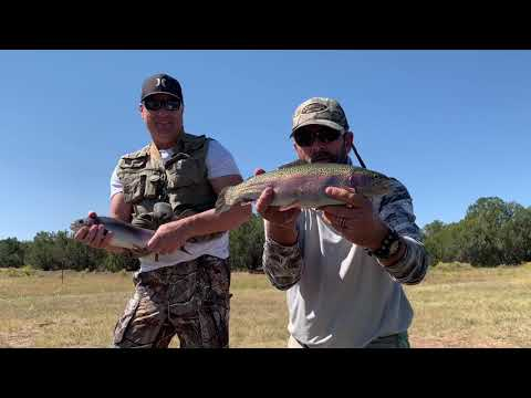 Fly Fishing Arizona's Hog Hole