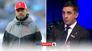 'Klopp looking for an advantage' | Neville & Carragher debate early kick-offs & five subs