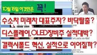 제이엔케이히터,미코,이엠코리아 수소차 미래차대표주자? …