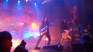 HELLOWEEN - 1. Wanna Be God + Nabataea - Live @Volksbankmesse, Balingen (D), 20.04.2013