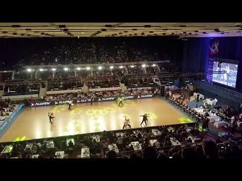 Dance Masters 2018   WDSF World Open Latin Finals CHA CHA CHA