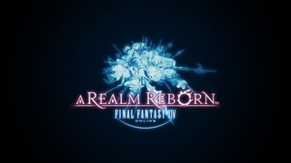 Final Fantasy XIV - A Realm Reborn Intro Movie  (PC) 1080p