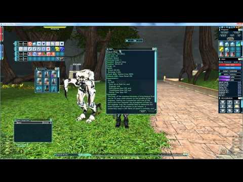 Anarchy Online Pet Classes Overview