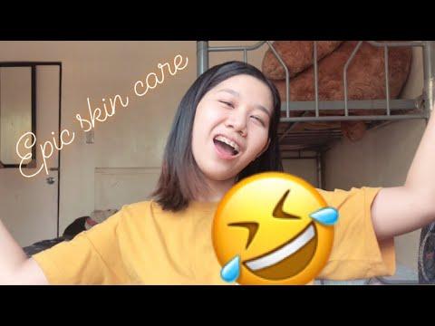 Epic Vlog#1 Affordable Effective Skin Care
