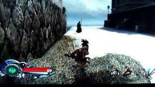 Tenchu Z gameplay on Xbox 360 Stealth Kills Rampage Killing Spree on Hard Mode 5 of