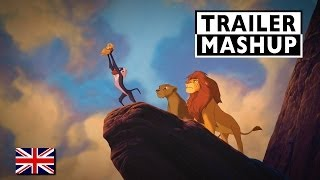 What if THE LION KING had the trailer of IRON MAN?