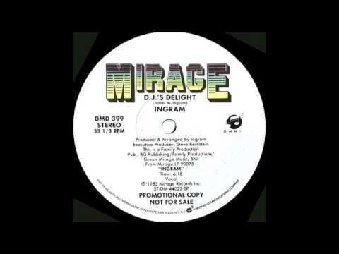 INGRAM - D.J.'s Delight [Vocal] (12'' Version)