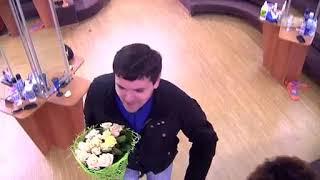 Дом 2 женская спальня 22.05.2015 Анна Белякова и Макс Ричи разговор