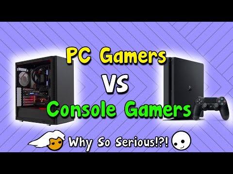 PC Gamers VS