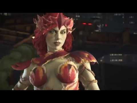 Injustice 2 Poison Ivy Combos