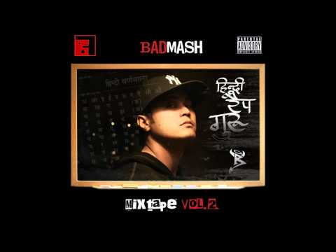 Badmash - Hindi Rap Guru - Mar Jawan (Hindi Rap Mix)