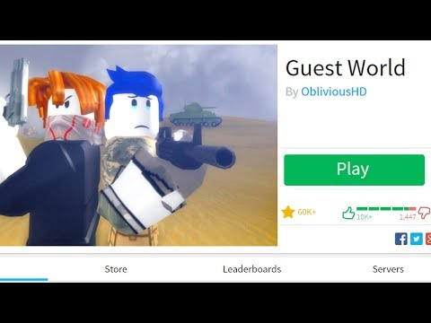 THE LAST GUEST HAS A ROBLOX GAME!!