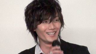 記事全文はこちら http://www.asahi.com/video/showbiz/TKY200903160094...