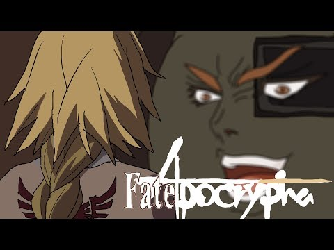 FATE/APOCRYPHA OPENING - PAINT VERSION