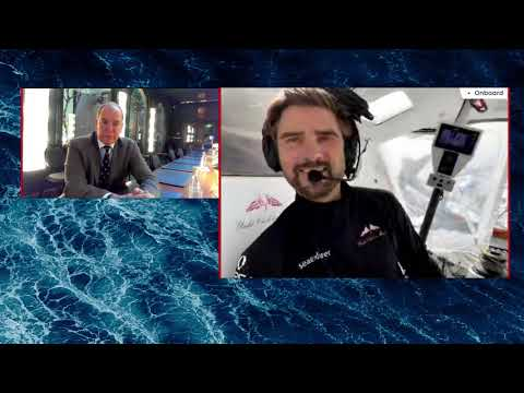 Day 72 - Live interview with Prince II Albert de Monaco, Pierre Casiraghi and Boris Herrmann