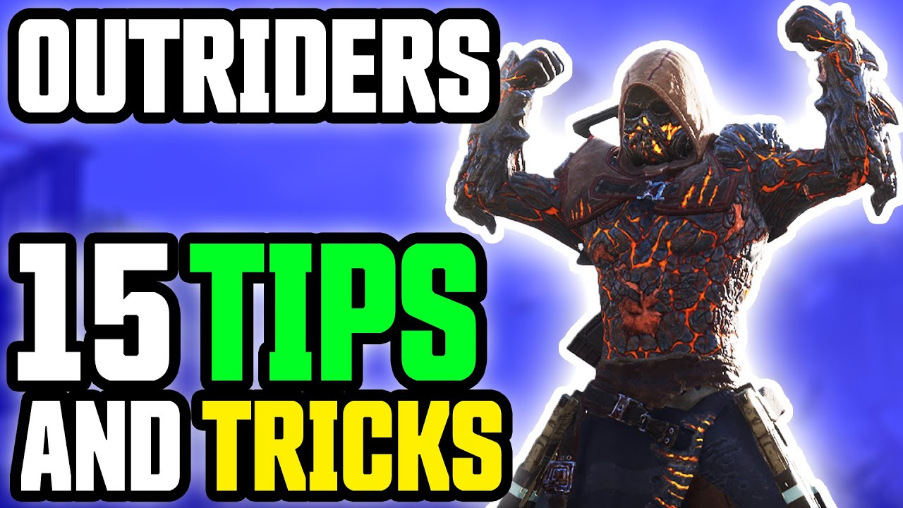 Outriders tips and tricks: Your beginners guide for battling across ...