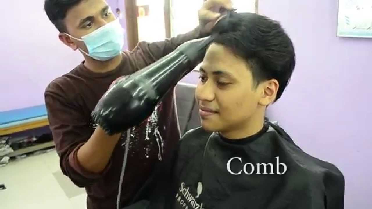 Microbial Growth At Barber Shop