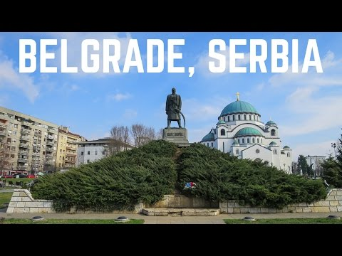 A Visit to Belgrade, Serbia's Charming Capital City