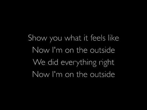Outside - Ellie Goulding Lyrics