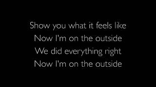 Outside - Ellie Goulding Lyrics