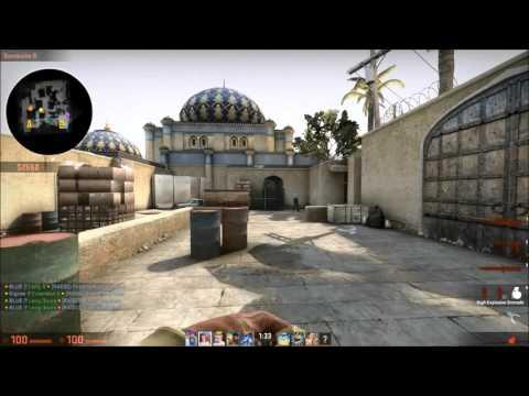 Road To Globe elite CS:GO Gameplay
