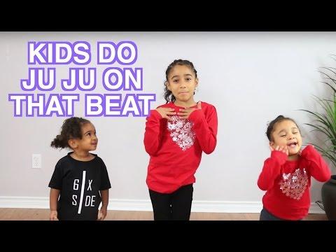 KIDS DO JUJU  THAT BEAT