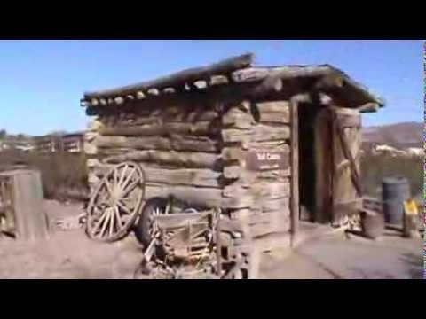 Clark County Museum And Historic Las Vegas Buildings Part 1