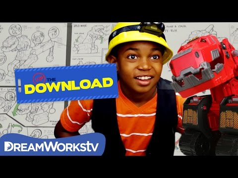 How Toys are Made - Shocking Truth Revealed!   THE DREAMWORKS DOWNLOAD