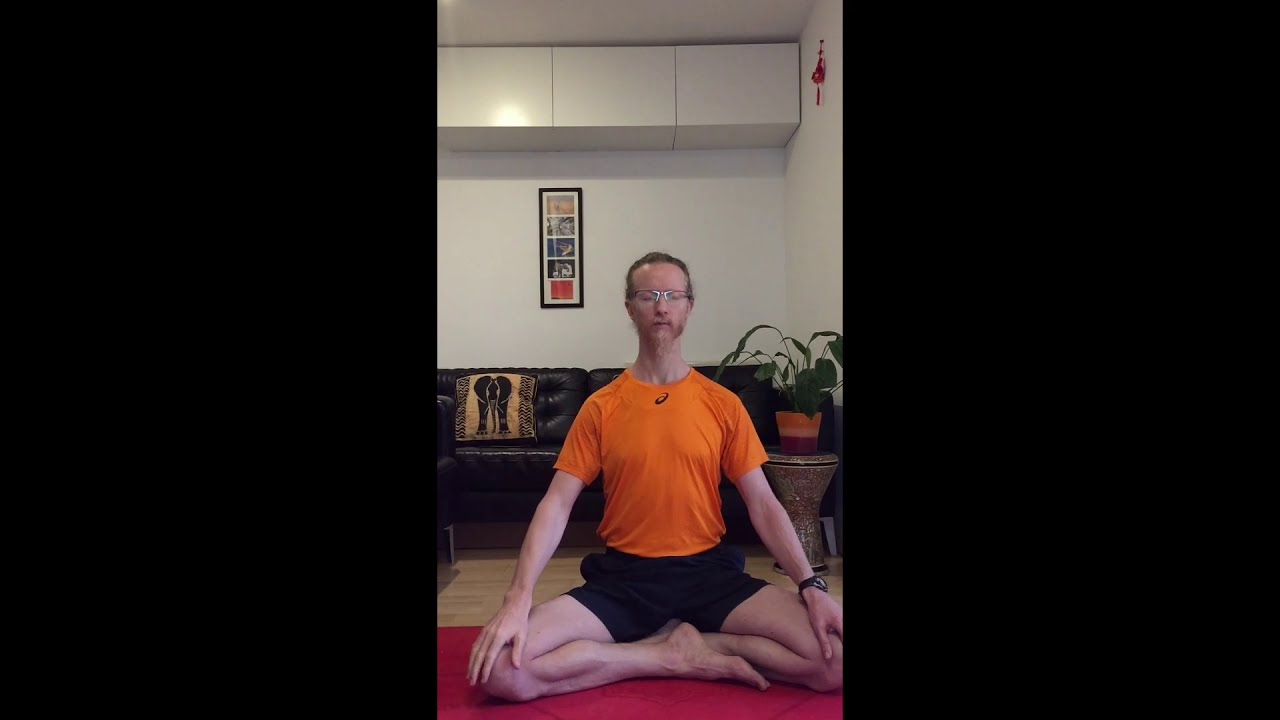 Paul's Pranayama | Breath Practice | THIS-IS-THE-REAL-YOGA :)