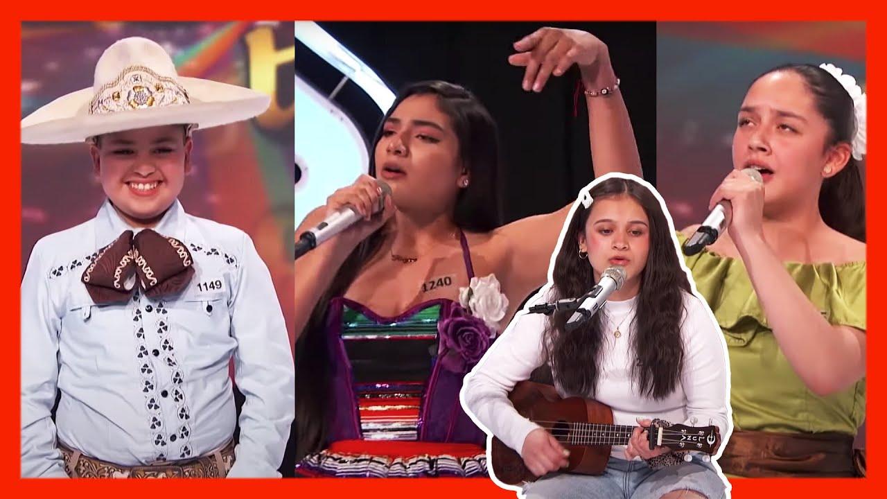Los Adolescentes Mas Talentosos de la Temporada | Tengo Talento Mucho Talento T22