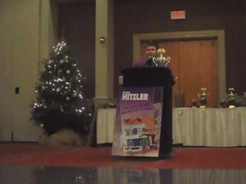 Richie Hitzler 2016 Banquet Speech