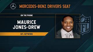 Maurice Jones-Drew on Who's Best: Niners, Raiders or Rams?  | The Dan Patrick Show | 11/18/19