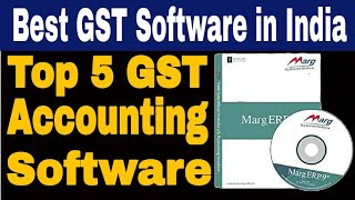 Top Five GST Software in India, Small Business GST Software, Tally GST,Quick Books GST, Busy GST,SMM