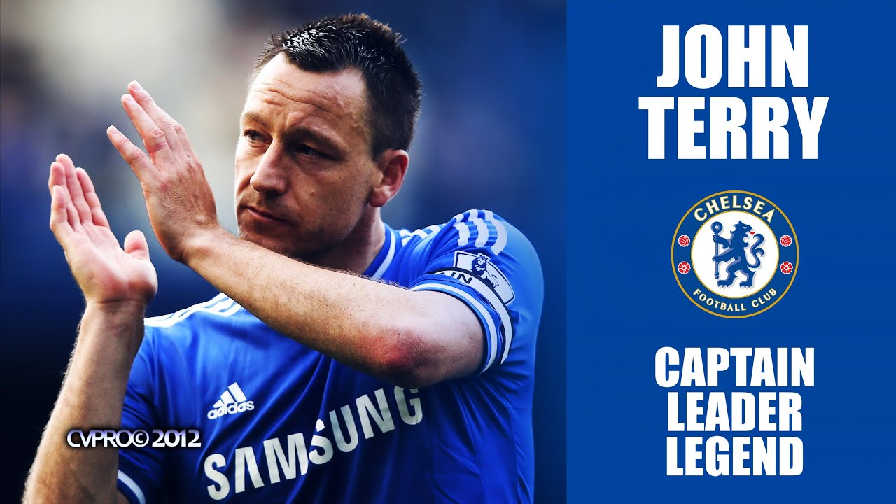 John Terry Captain Leader Legend