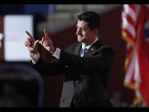 Watch House Speaker Paul Ryan's full speech at the 2016 Republican National Convention