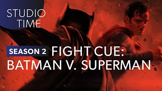 Batman V. Superman Fight Cue - Studio... @ www.OfficialVideos.Net