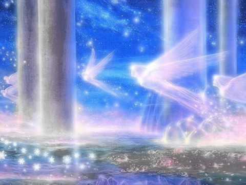 Musique des anges (connexion angélique) - Lu@na