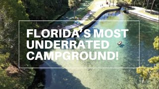 Florida's Most Underrated Campġround Kelly Park | Rock Springs | Florida Springs