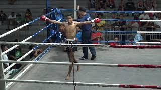Sukkasem TigerMuayThai vs Danthai Sitkrujaroon 20/7/18