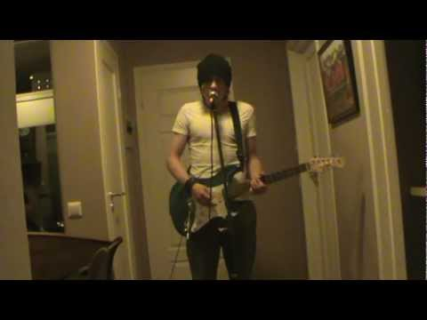 Jimi Hendrix - Bold as love cover by Tomi Saario