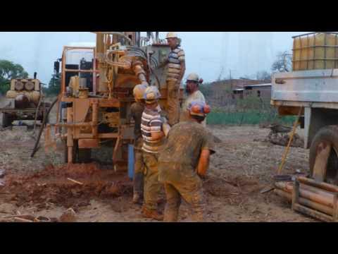 Burkina Faso, well drilling, Feb '17