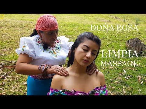 DOÑA ⚕ ROSA U0026 CAMILA - CUENCA ASMR HAIR CRACKING - LIMPIA MASSAGE, SPIRITUAL CLEANSING, DUKUN, REIKI