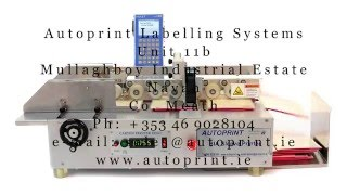 Carton Printing Unit- Autoprint Labelling Systems