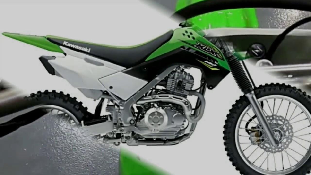 Kawasaki Klx 140l Overview