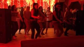 Inga Fominykh & Yoanis Meneses (Freestyle Cuban Reggaeton) in Minsk 8/12/2013
